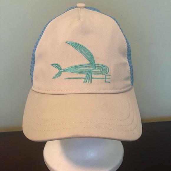 acb4e106 Patagonia Accessories | Nwt Flying Fish Trucker Hat | Poshmark
